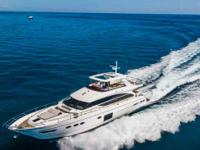 M/Y PREFERENCE is a stunning example of the Princess 82