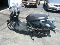 2013 Propel Catalina 150cc all new retro style Factory