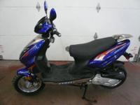 2013 Propel Moped / Scooter Del Ray 50cc Heavy Duty