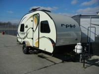 2013 R-Pod RP-177   FULL TIME QUEEN BED    The R-Pod is