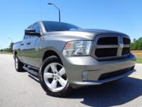 Extra clean LOW MILEAGE local Ram 1500 Quad Cab SLT