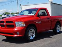 Body Style: Truck Engine: 8 Cyl. Exterior Color: Flame