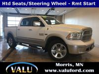 HEMI 5.7L V8! 4WD, Leather, Heated/Ventilated Front