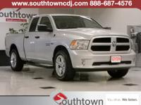 Ram Certified, CarFax One-Owner, the Legendary HEMI 5.7