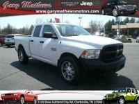 Body Style: Truck Engine: Exterior Color: Bright White