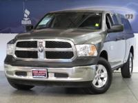 NEW ARRIVAL FOLKS! THIS 2013 RAM 1500 HAS JUST COME TO