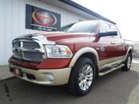 FREE POWERTRAIN WARRANTY! LOADED UP 2013 DODGR RAM 1500
