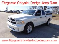 Exterior Color: white, Body: Quad Cab Pickup Truck,