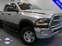 New Price! CARFAX One-Owner. Power Wagon Priced below