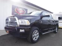 FREE POWERTRAIN WARRANTY! LOADED UP 2013 DODGE RAM 3500