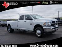 Exterior Color: bright white clear coat, Body: Crew Cab