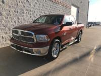 CARFAX One-Owner. Copperhead Pearlcoat 2013 Ram 1500