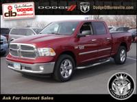 Options:  2013 Ram 1500 4Wd Crew Cab 149 Big