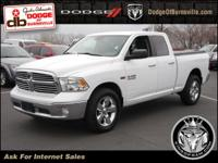 Options:  2013 Ram 1500 4Wd Quad Cab 140.5 Big Horn|4