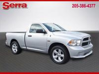 2013 Ram 1500,Bright Silver Metallic Clearcoat RWD