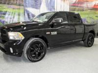 *Purchase this classic black 2013 Ram 1500 Express Crew