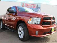 This 2013 Ram 1500 Quad Cab Express Pickup 4D 6 1/3 ft