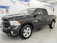 Purchase this steel gray 2013 Ram 1500 Express Quad Cab
