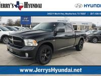 This Ram includes: BLACK 5.7L V8 HEMI