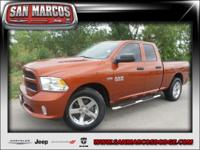 Options:  2013 Ram 1500 Express|Copper Pearl Or/|V8