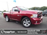 This 2013 Ram 1500 Express will sell fast -4X4 4WD ABS