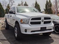 Spotless. Express trim, Bright White exterior and
