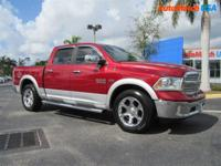 Scores 20 Highway MPG and 14 City MPG! This Ram 1500