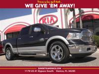 This sweet 2013 RAM 1500 Laramie is just waiting to