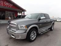 Options:  2013 Ram 1500 Navigation! Alpine Audio!