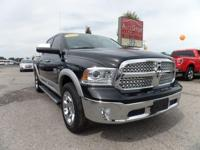 Options:  2013 Ram 1500 Air Suspension! Alpine Audio!