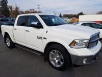 Scores 21 Highway MPG and 13 City MPG! This Ram 1500