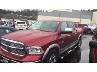 1500 LARAMIE CREW CAB 4WD  Options:  Abs Brakes