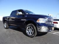 Options:  2013 Ram 1500 Laramie|True Blue/|V8 5.7L