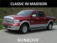 This one owner, 2013 Ram 1500 has  a rear parking