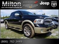 Options:  2013 Ram 1500 Laramie Longhorn