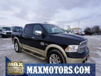 4 Wheel Drive.. CARFAX 1 owner and buyback guarantee.