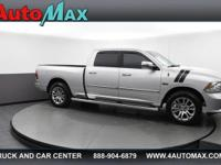 This 2013 Ram 1500 Laramie Longhorn Edition is proudly