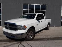 EPA 20 MPG Hwy/14 MPG City! Bright White exterior and