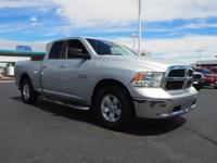 Look at this 2013 Ram 1500 SLT. Its Automatic
