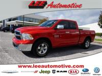 Look no further this 2013 RAM 1500 SLT 4x2 Quad Cab 140