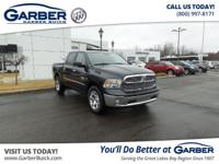 Introducing the 2013 RAM 1500 SLT! Featuring a 5.7L V8