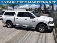 Options:  3.21 Rear Axle Ratio Cloth 40/20/40 Bench