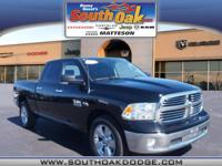 New Inventory!! Less than 44k Miles*** RAM CERTIFIED*