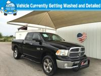 Outstanding design defines the 2013 Ram 1500! It comes