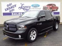 Check out this 2013 Ram 1500 Sport. Its Automatic