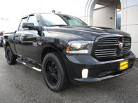 2013 Dodge Ram 1500 Sport Black Out 4x4 Leather