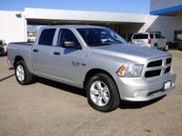 Options:  2013 Ram 1500 2Wd Crew Cab 140.5 Tradesman