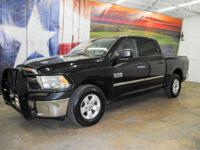 *Purchase this classic black 2013 Ram 1500 Tradesman
