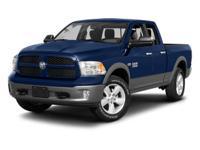 Options:  2013 Ram 1500 Tradesman|Bright Silver/Gray|V8