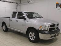 This 2013 Ram 1500 Tradesman is offered to you for sale
